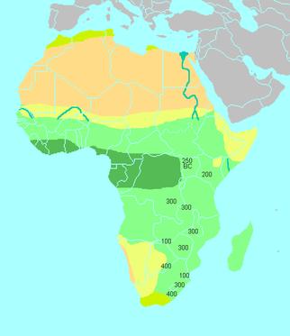 Regions Th Grade World Studies - Regions of africa